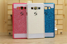New Bling Glitter PC Hard Back Cover Protective Phone Case For Samsung Galaxy