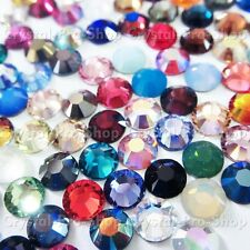 144 Genuine Swarovski Hotfix Iron On 6ss Rhinestone Crystal 2mm ss6 Excessive