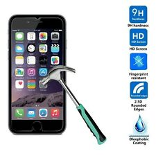 9H Premium Real Tempered Glass Film Screen Protector For iPhone 5S 6 6S 7 7Plus