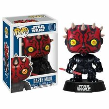 Star Wars Darth Maul Funko Pop! Vinyl Bobble Head HTF