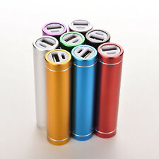 2600mAh  For Mobile Phone Portable External USB Power Bank Box Battery Charger