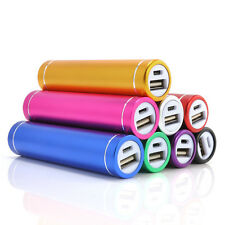 2600mAh Portable External USB Power Bank Box Battery Charger For CELL lPhone