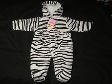 Baby Clothes Snowsuit All in One coat Girl 6-12 months 12-18 months New