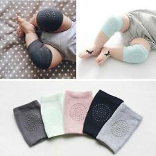 Soft Breathable Unisex Infant Baby Elbow Knee Pads Toddler Crawling Safety S1Y1