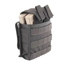 Tactical Assault Gear MOLLE  Double Shingle Mag Pouch fits ar style mags marsoc!