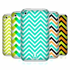 HEAD CASE DESIGNS NEON CHEVRON HARD BACK CASE FOR APPLE iPHONE 3G / 3GS
