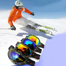 Outdoor Night Vision Goggles Cycling Anti Fog Wind Bikes Sking Ski Glasses