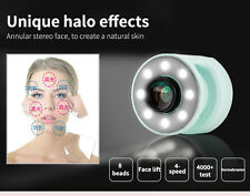 Selfie Ring Light with lens 360°Face Thin Aperture Fill in Beauty Clip Design