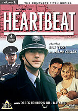 HEARTBEAT Complete fifth series - 5. Four discs. New & Sealed