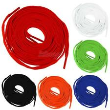 72 Inch Roller Skate Shoe Laces Shoelaces White Red Orange Black Blue Green