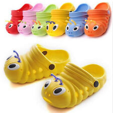 Cute Baby Girl Boy Toddler Kid Sandals Slippers Sandals Beach Caterpillar Shoes