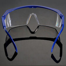 Eyewear Clear Safety Eye Protective Goggles Glasses Anti-fog Best New EF