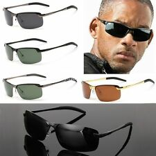Mens Polarized Lens Driving Outdoor Sports Sunglasses Eyewear Glasses Cool