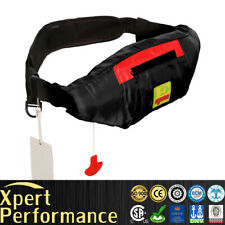 Automatic/Manuel Auto Inflate Inflatable PFD Survival Buoyancy Belt Life Jacket