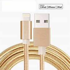 STRONG BRAIDED USB DATA SYNC CHARGER CABLE LEAD for iPhone 6 5 5S 5C iPad 6 Plus