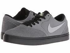 NIKE SB ® KIDS CHECK GREY BLACK GS   KIDS SHOES 705266 004
