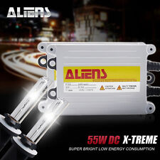 Aliens 35W/55W 880/881 HID Xenon Replacement Kit Conversion Fog Car Lighting
