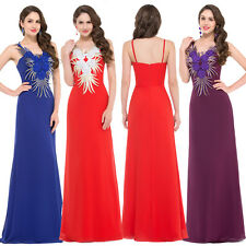 Long Formal Prom Dress Cocktail Party Ball Gown Evening Bridesmaid CHEAP! SALE!