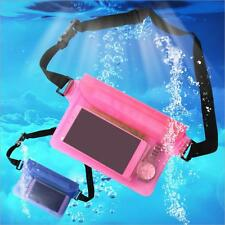 HOT Rainproof Waterproof Underwater Bag Swim Beach Dry Pouch Pack Waist Bag