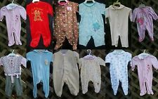 Choose 1 Infant's Sleepers/ Rompers sz 0-3 mos 3-6 mos 6-9 mos more being added