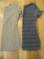 OLD NAVY WOMENS SEQUIN STRIPED TEE SHIRT TOP EXTRA SMALL XS EUC YOU CHOOSE!
