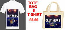 Olly Murs T Shirt and Tote Bag Deal kids women can be personalised tour 2017