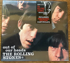 Out of Our Heads SACD Sealed with Certificate The Rolling Stones CD 2002 ABKCO