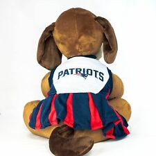 New England Patriots Dog Dress Cheerleader NFL Football Official License Product