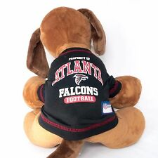 Atlanta Falcons Dog Shirt NFL Football Officially Licensed Quality Product