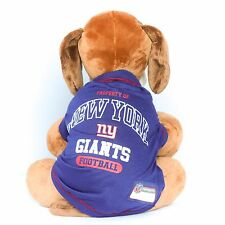 New York Giants Dog Shirt NFL Football Officially Licensed Quality Product