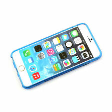 S Line TPU Gel Case+Charger+Screen Protector for Apple iPhone 6 Plus