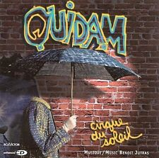 Quidam by Cirque du Soleil (CD, Jan-1997, RCA)