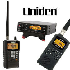 Uniden Bearcat Radio Airband for UK Azan Scanner Also Compatible with Church Tra