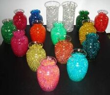VASE FILLER ,Water Beads add color & reduce watering for Plants,Flowers,Decor