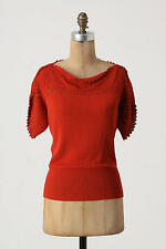 NWT Anthropologie Baubled Fan Pullover by Yoana Baraschi M 5star Reviews