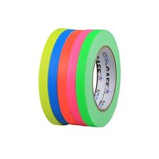PRO Gaff Colorful Fluorescent Spike Roll Tape 1.2CMx23M/ 25YDS