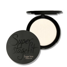 Oil Control Face Powder Ladies Make Up Long Lasting Smooth Press Face Powder