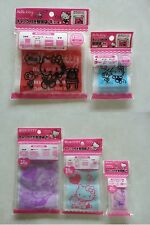 NEW SANRIO HELLO KITTY 2/3/5 PACK SETS PLASTIC ZIPLOCK GIFT BAGS WITH TRACKING