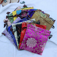 Wholesale Chinese Handmade Classic Silk Cloth & Receive bag Wallet Purse Bag