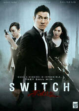 Switch On DVD With Andy Lau    ***NEW FACTORY SEALED***