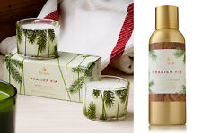 Thymes Frasier Fir Home Fragrance Mist Or Aromatic Candle Set