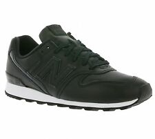 NEU New Balance 996 Ladies Shoes Real leather Sneaker Trainers Black WR996JV