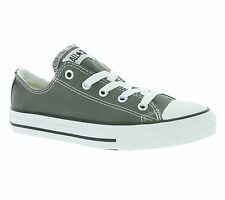 Converse All Star Chuck Taylor SP Youth OX shoes Children's Sneakers Grey 3J794