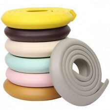 2M Baby Safety Table Desk Edge Corner Cushion Guard Strip Soft Bumper Protector