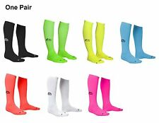 More Mile Mens Womens Ladies California Compression Running Socks 2 Pairs