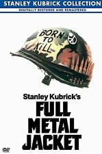 Full Metal Jacket (DVD, 1987, Stanley Kubrick Collection)