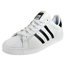 Adidas Originals Superstar Vulc ADV Mens Classic Casual Retro Trainers White