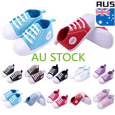 Cute Infant Toddler Sneaker Soft Sole Crib Shoes Boy Girl Baby Newborn 0-18Month