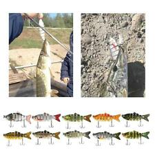 Big Fishing Lures with Mouth Swimbait Crankbait Fishing Lure Fishing Bait O7M0