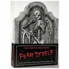 Fear Itself: The Complete First Season (DVD, 2009, 4-Disc Set, Collector's...